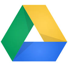 NPS Google Drive triangular shaped logo