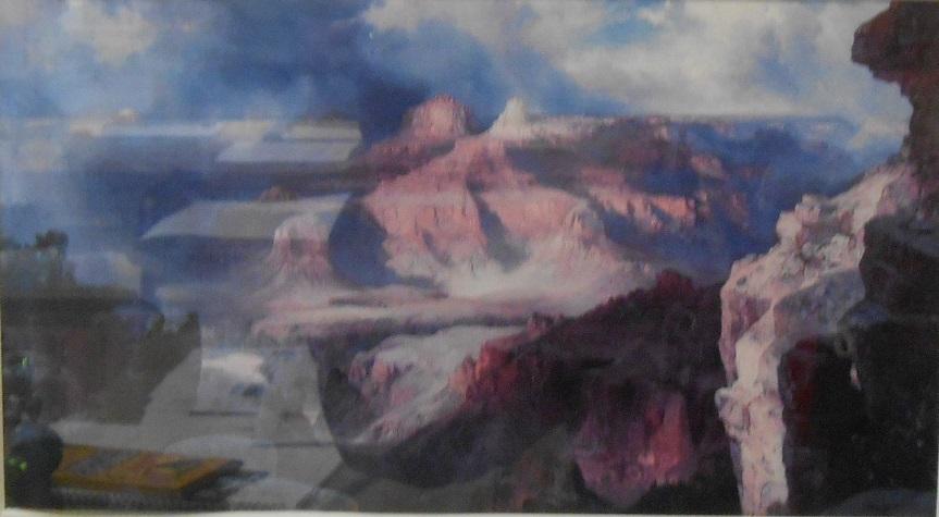 Thomas Moran, A Miracle of Nature