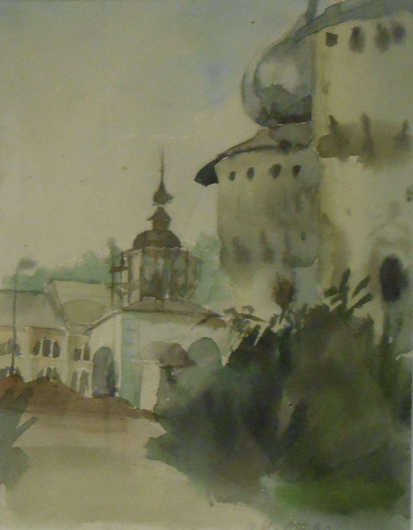 Republic Art College, Architectural Study