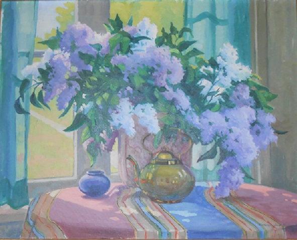 Vinnorma Shaw McKenzie, Light on Lilacs