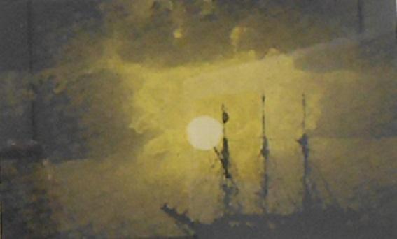 John Henry, Sunset Sail