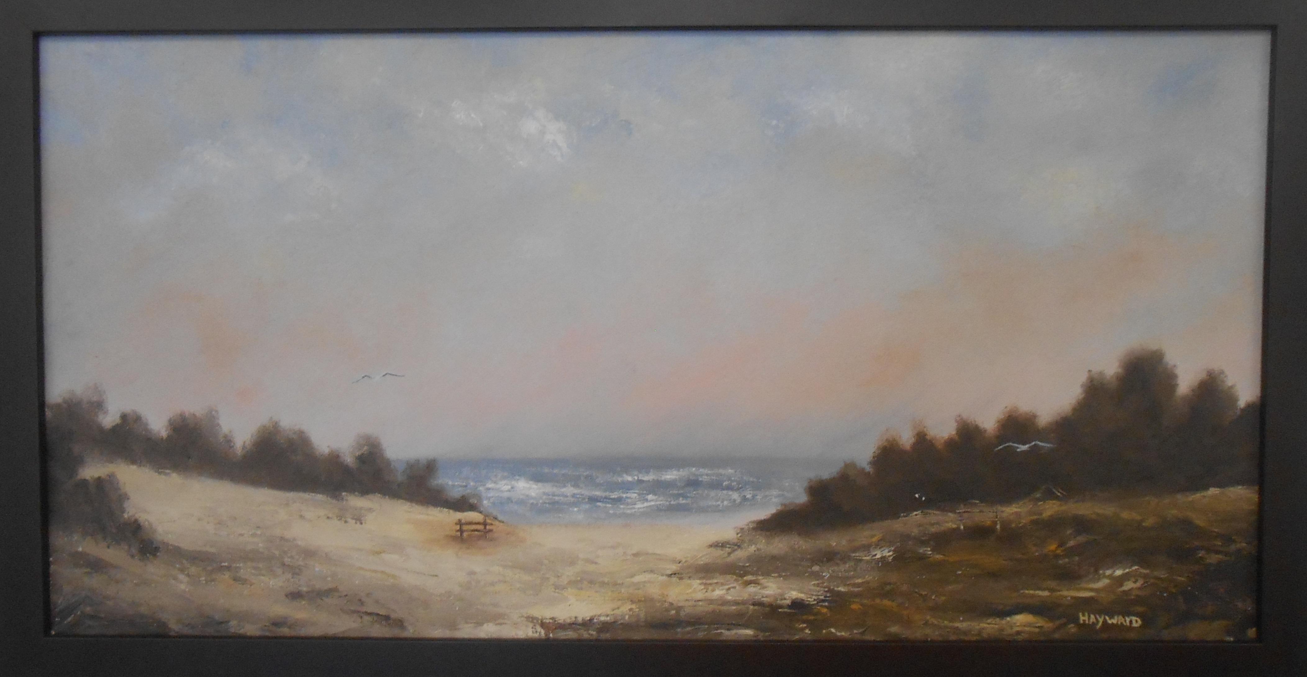 Hayward, Beach Scene