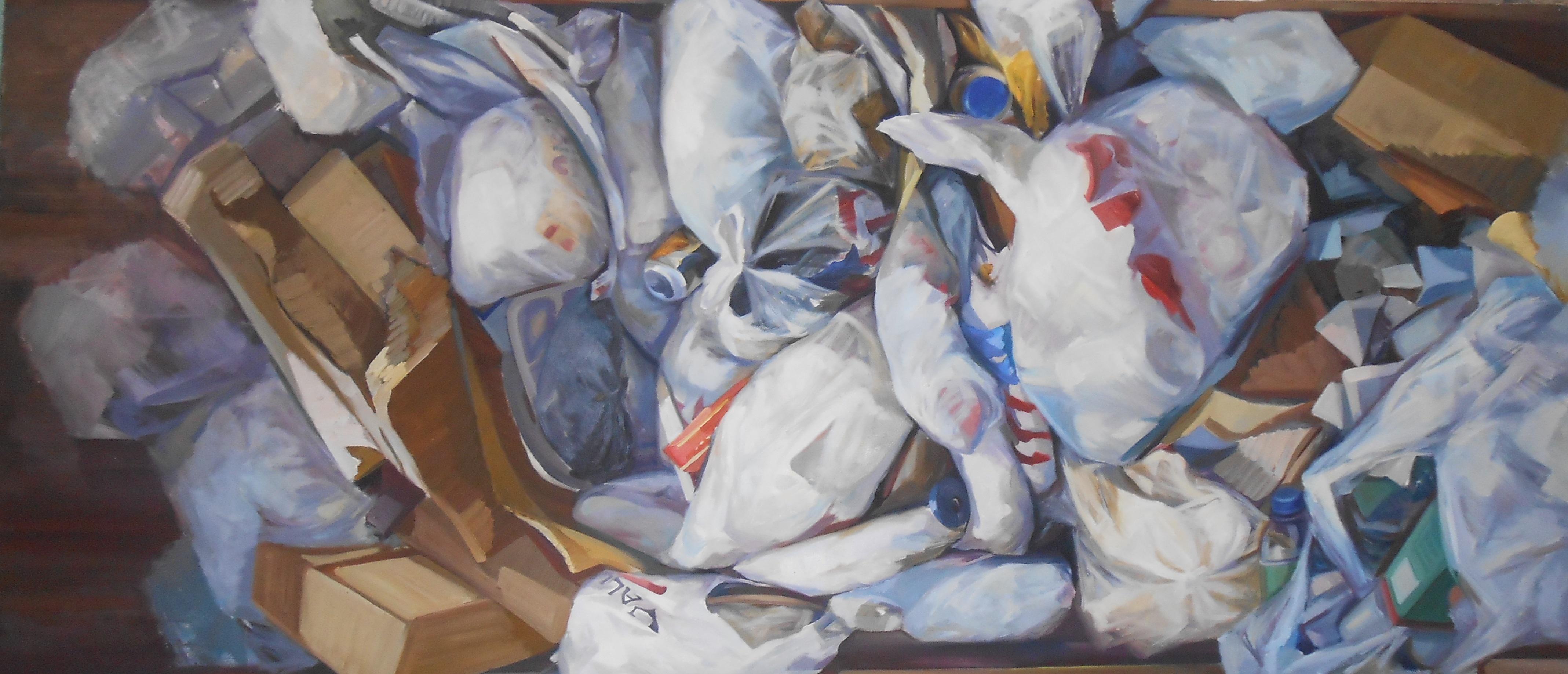 Luzhen Qiu, Garbage IV