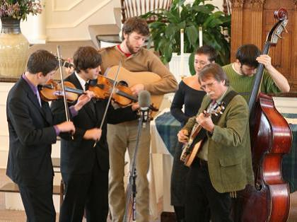 Berea College Bluegrass Ensemble, CTM 2009