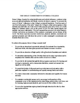 College application essay pay berea