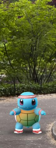 Walking Routes & HP - PokéGuide: Pokémon GO @FIULibraries