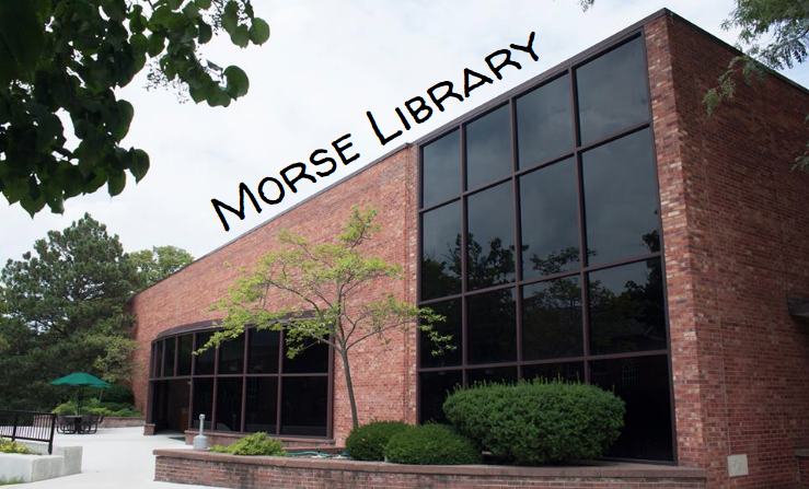 outdoor picture of Morse Library