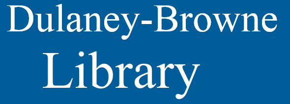 Dulaney-Browne Library Homepage