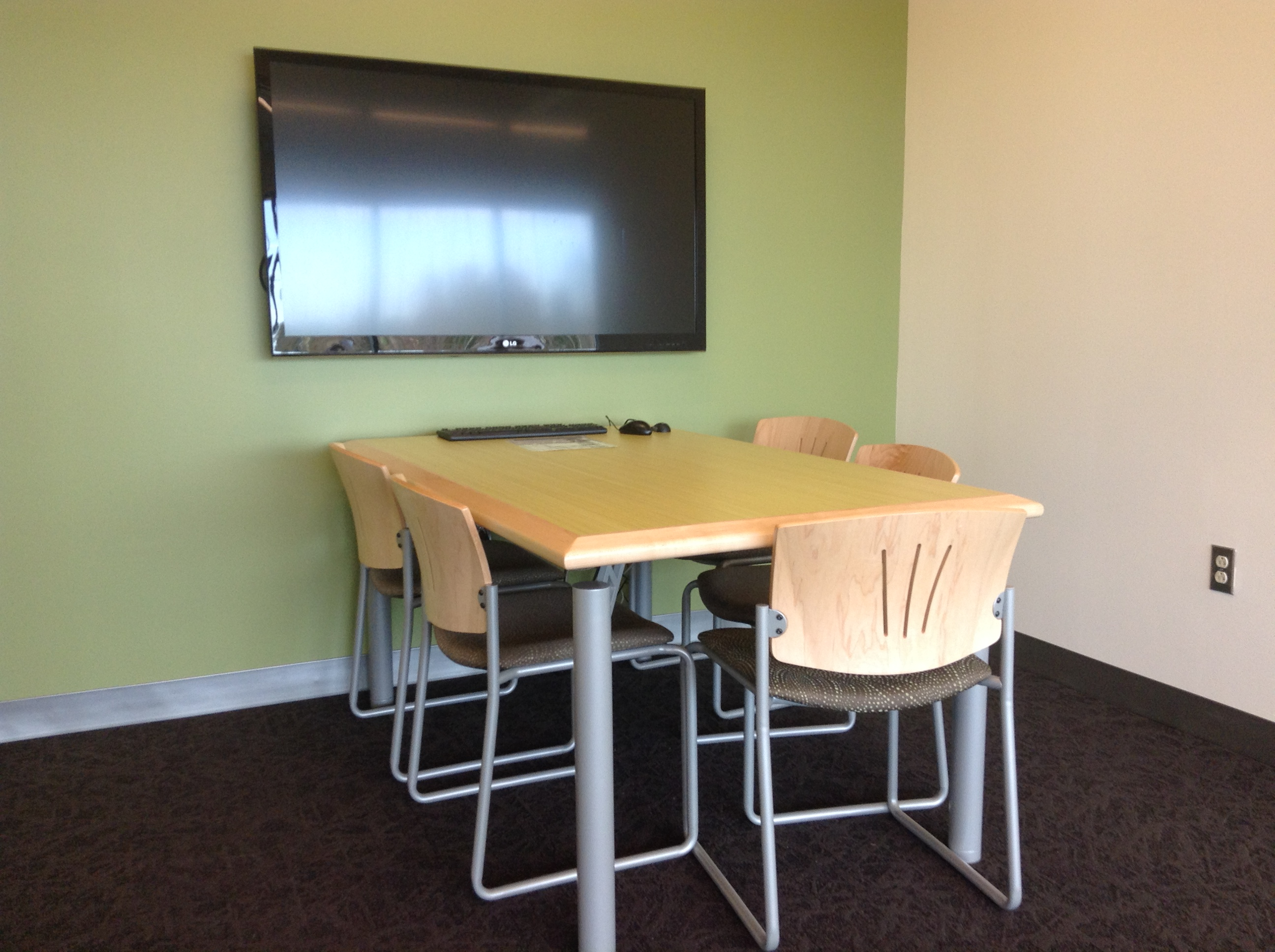 JUL Study Rooms - LibCal - Tidewater Community College Libraries