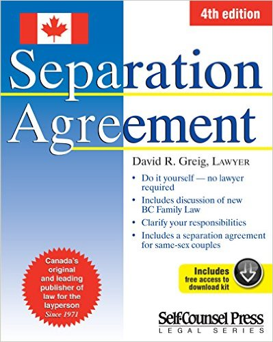 Forms precedents family research guides at alberta law libraries separation agreement 4th ed by david greig solutioingenieria Gallery