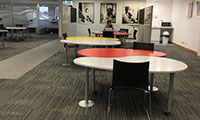 Learning commons tables