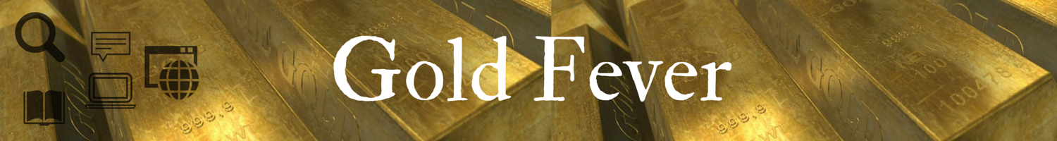 Gold fever header image