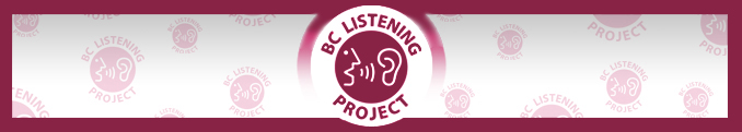 BC Listening Project Logo