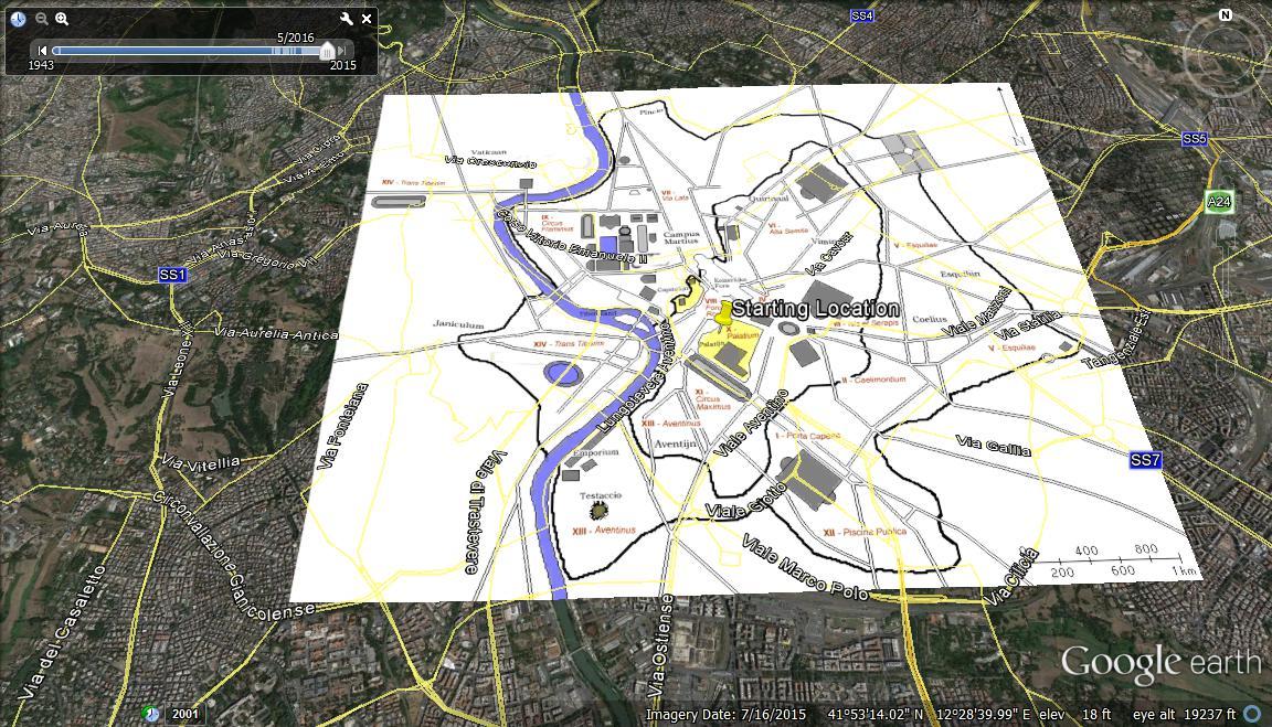 Google Earth - Digital Tool Box for Teaching and Scholarship