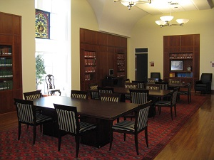 Simms Research Room