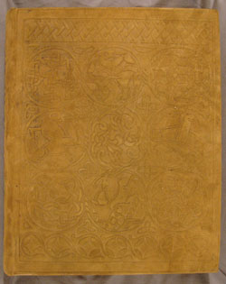 front cover, LIBER ARDMACHANUS (edition, 1913)