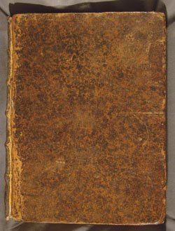cover, John Middleton, on Aristotle's PHYSICS (1670)