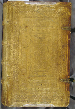 tooled cover, Luther, Opera Omnia, vol. 2