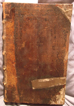 front cover of Lessius (1621)