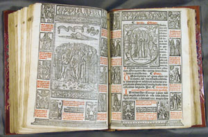All Saints' Day, fols. 232v-233