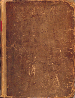 front cover, 1484 Roman Missal