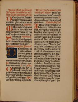 fol. 160, 1484 Roman Missal