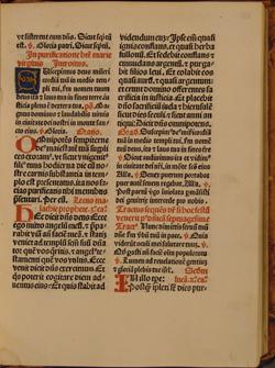 fol. 168, 1484 Roman Missal