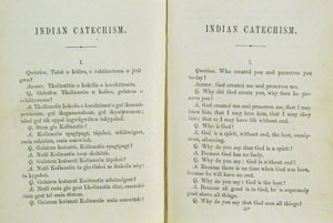 the catechism in Kootenai, in De Smet, NEW INDIAN SKETCHES