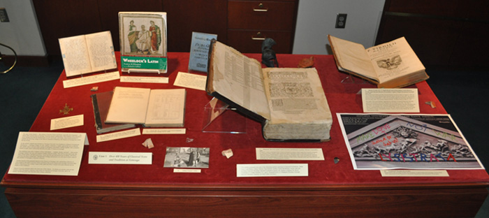 Case 1: Over 400 Years of Classical Texts and Tradition at Gonzaga