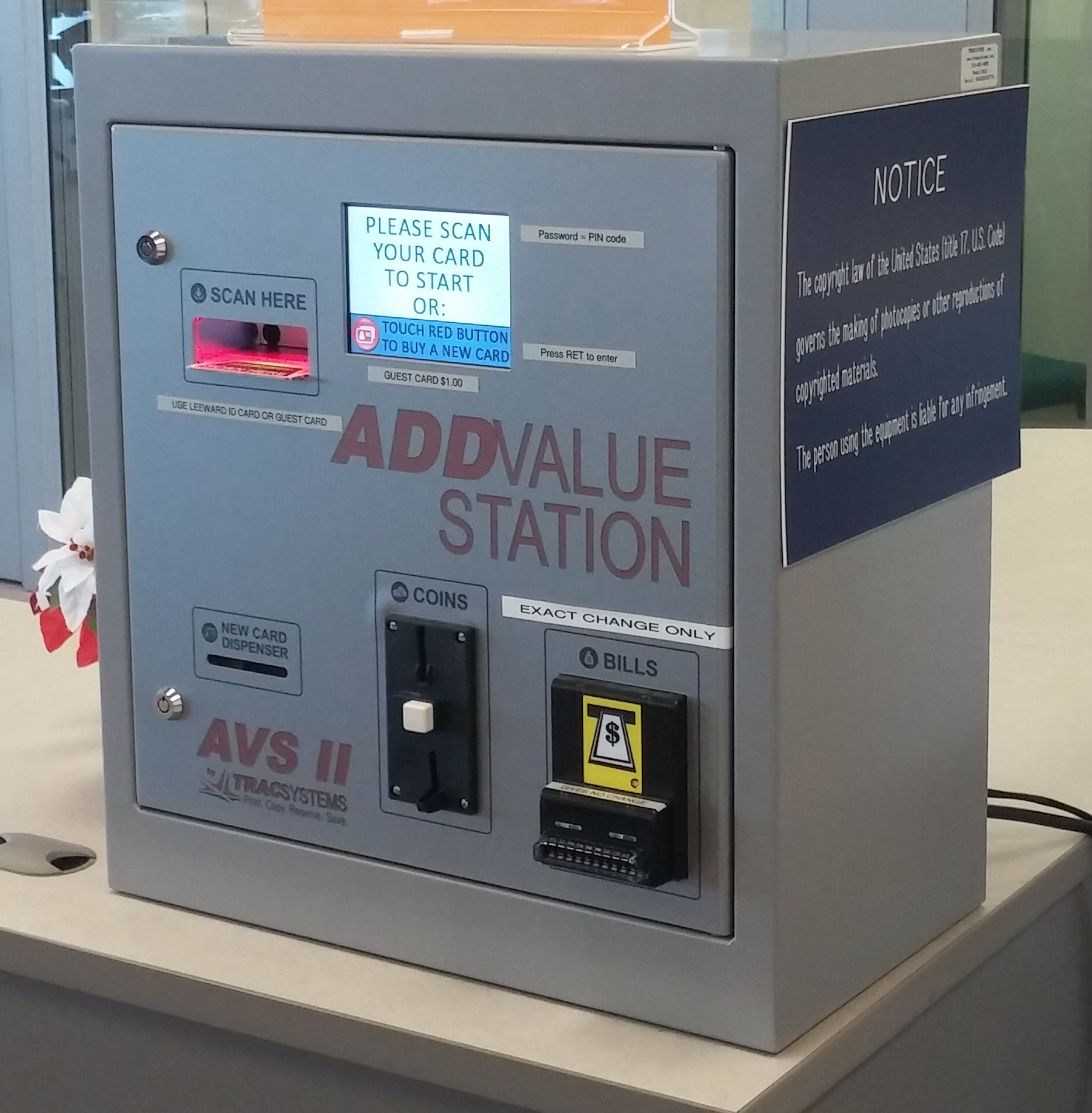 Add Value Station
