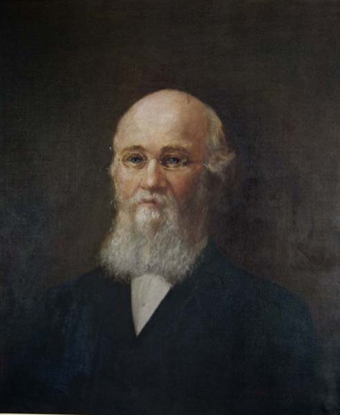 portrait painting of Henry Hall White