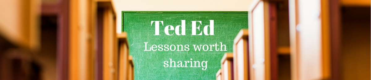 Blackboard and chairs: link to Ted Ed