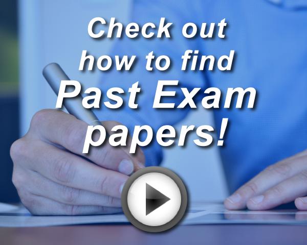Examination Paper Database [0:48]