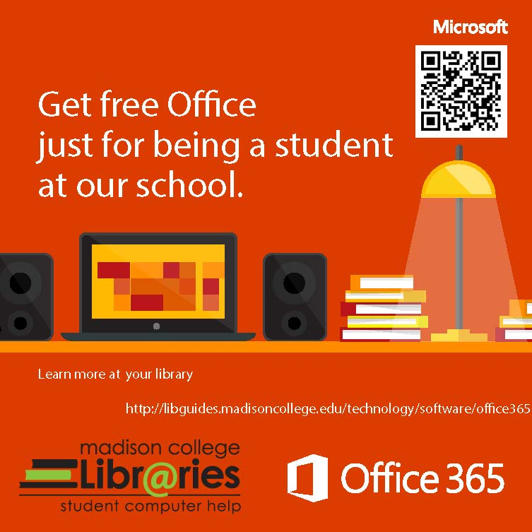 Microsoft Office is a collection of services and tools including Word, Excel, Powerpoint, OneNote and much more. This latest version includes great new features to allow you to collaborate and share your school work and 1TB of free storage, on top of all the .