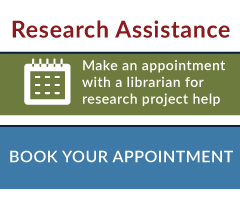Research Assistance Appointment