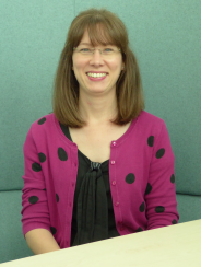 Photo of Liaison Librarian Emily Stock