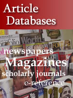 Article Databases