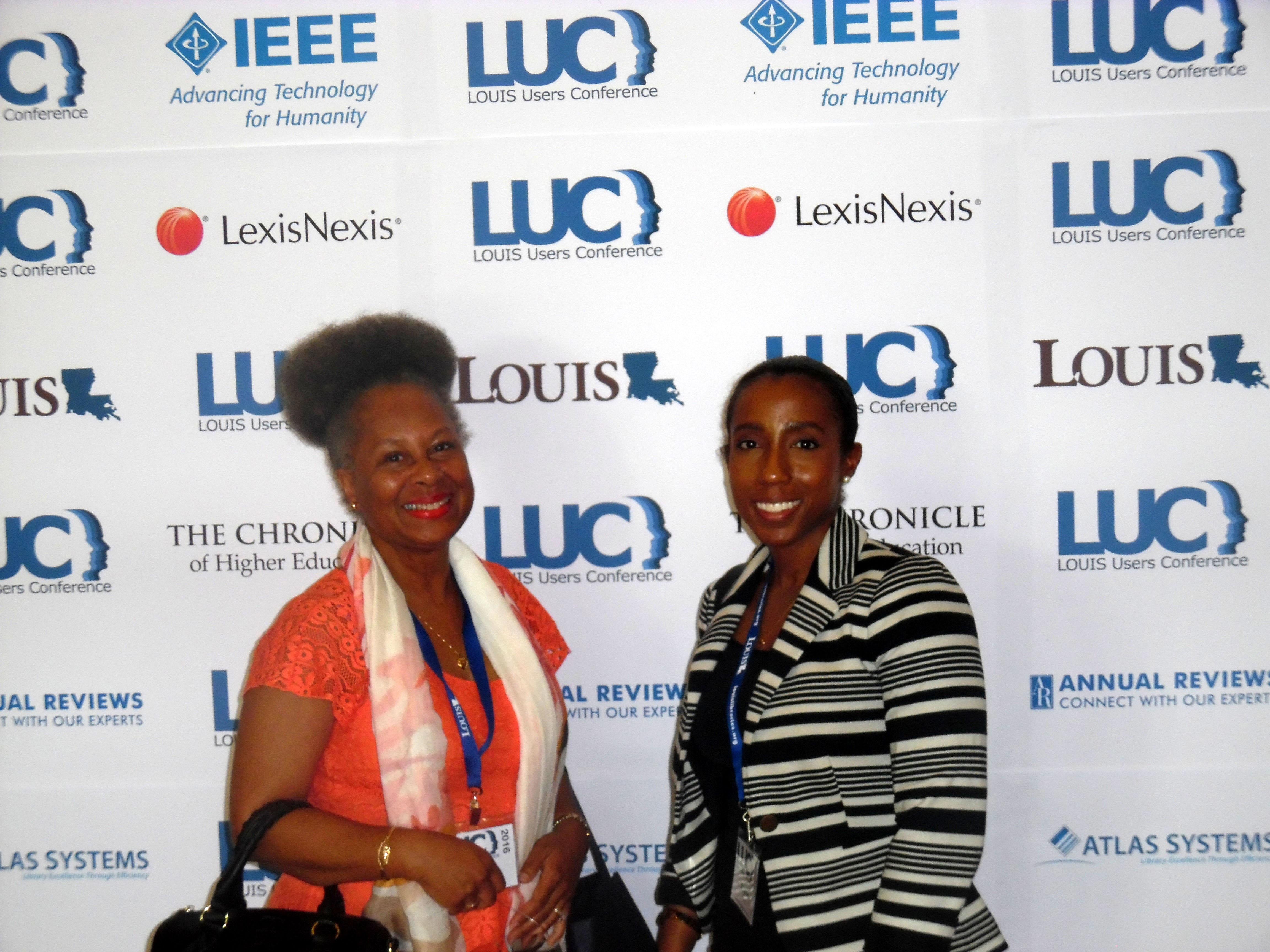 LUC 2016 - Past Conferences - LOUIS Libraries at LOUIS (The
