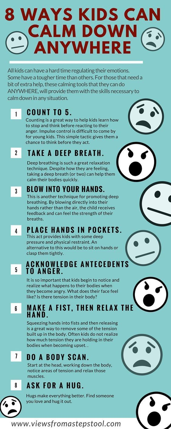 5 ways kids can calm down anywhere