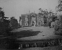 photo of Greenbank, Rathbone family home in Liverpool
