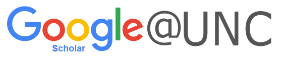 Google Scholar at UNC logo