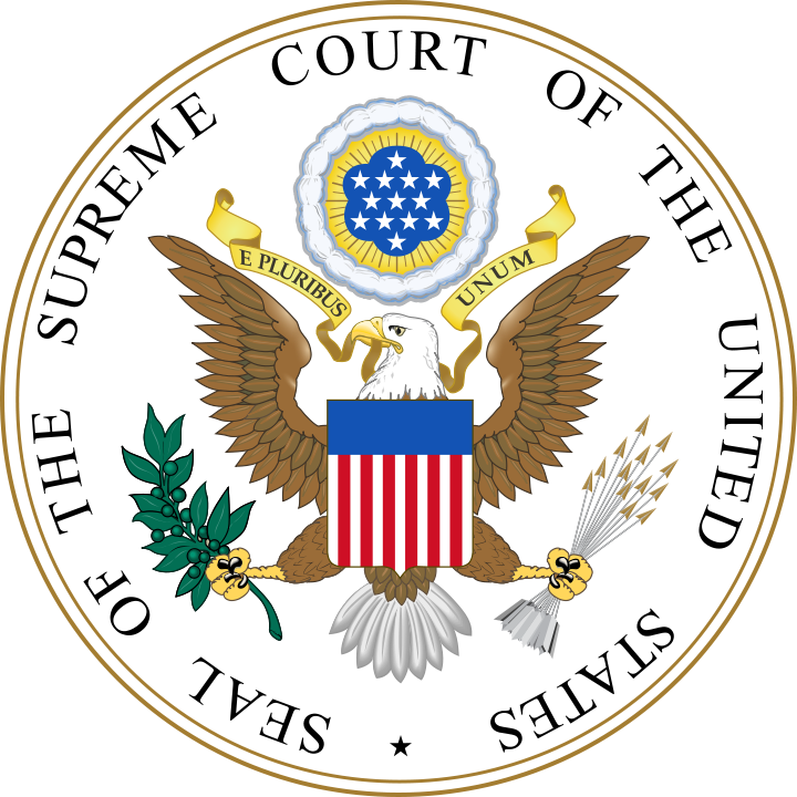 Supreme Court of the United States (SCOTUS) seal