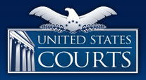 United States Courts logo