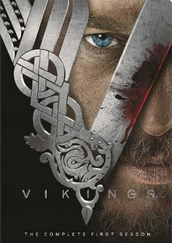 Vikings Season 1 dvd cover