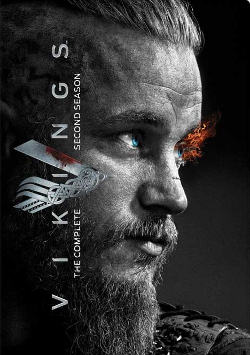 Vikings Season 2 dvd cover