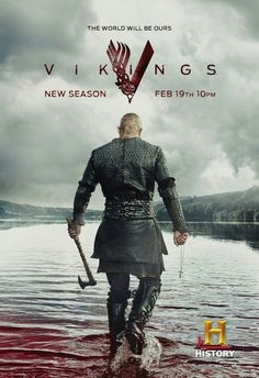 Vikings Season 3 dvd cover