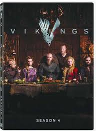 Vikings Season 4 dvd cover