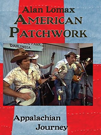 American Patchwork - Appalachian Journey dvd cover