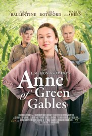 Anne of Green Gables dvd cover
