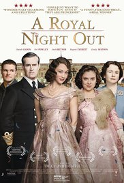 A Royal Night Out dvd cover